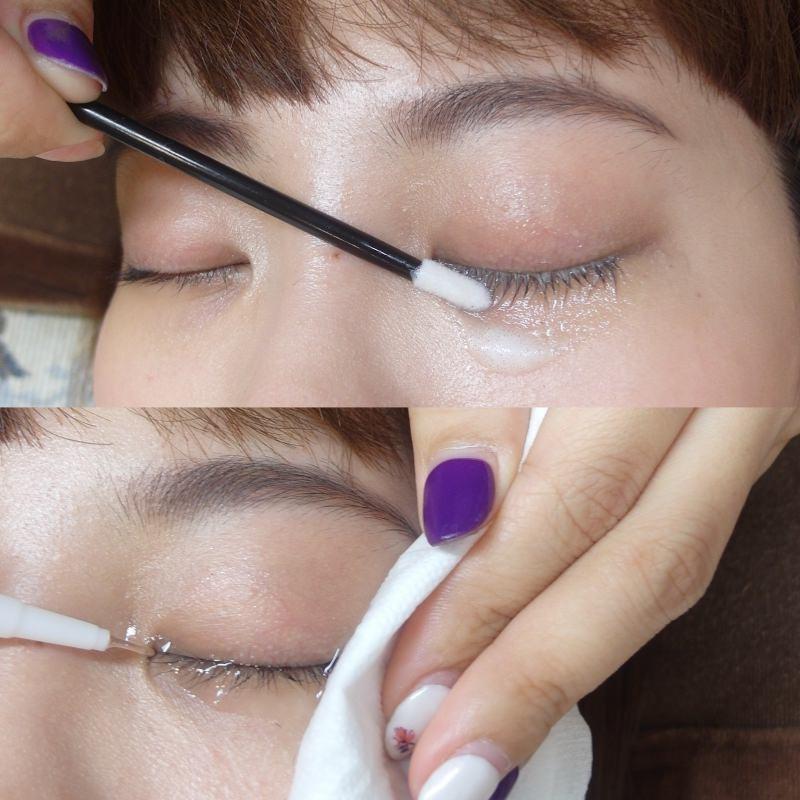 IA專業美睫-膠原蛋白眼膜保養
