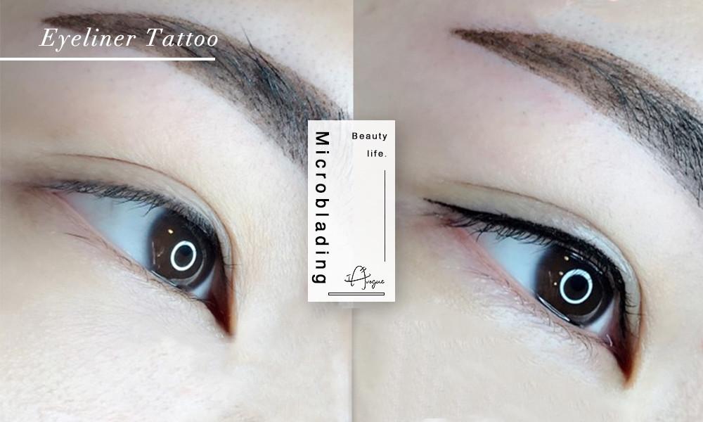 自然隱形眼線半永久紋繡CTA-IA專業美睫設計