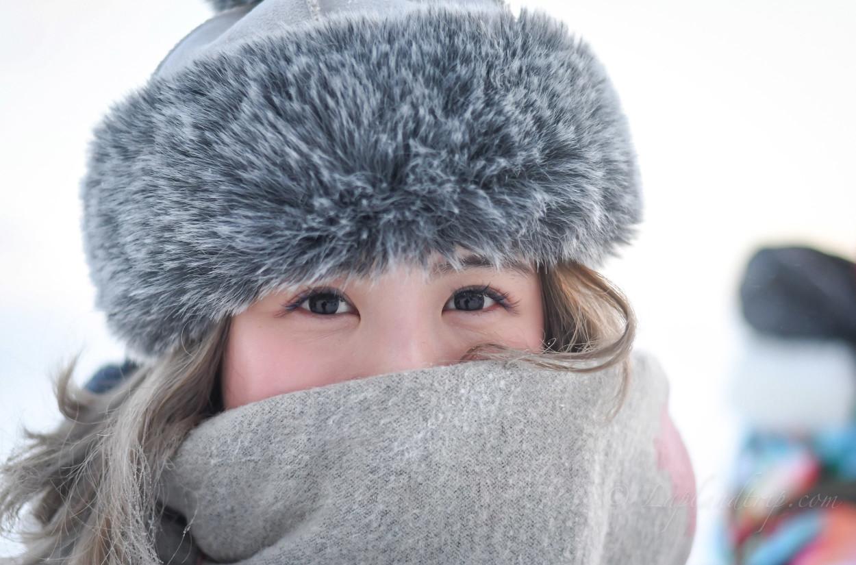 瑞典北極秘境極光之旅Lapland Trip幫JC拍的極地寫真系列