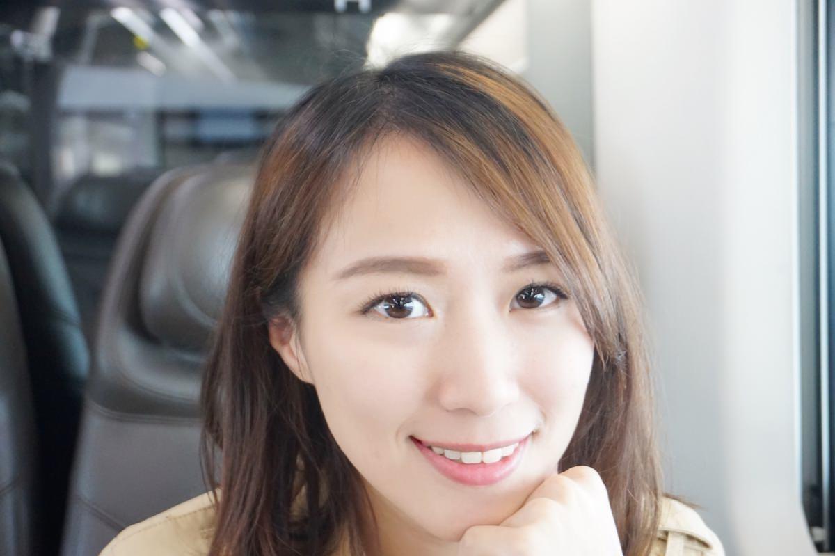 參加婚禮必備的日式3D無感接睫毛實際成品照 台北中山區IA專業美睫設計