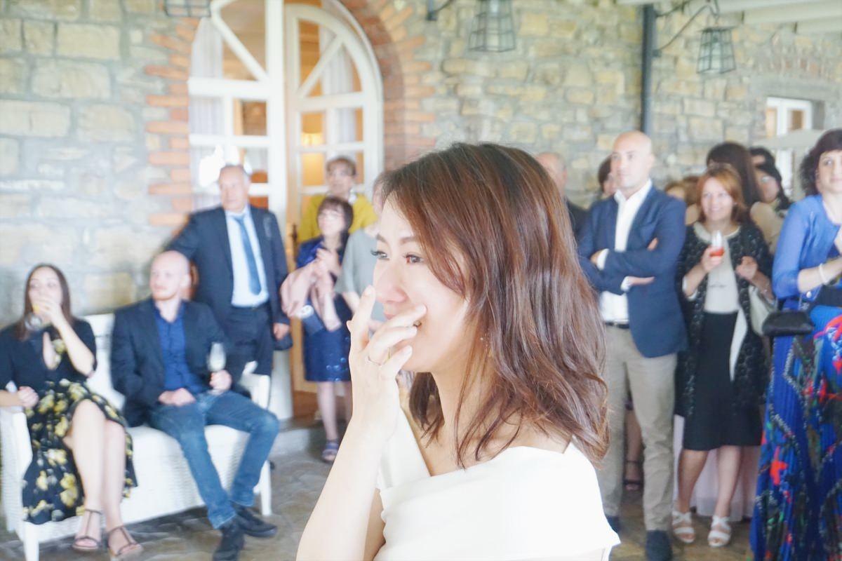 參加婚禮必備的日式3D無感接睫毛-哭完也不擔心睫毛暈開了 台北中山區IA專業美睫設計